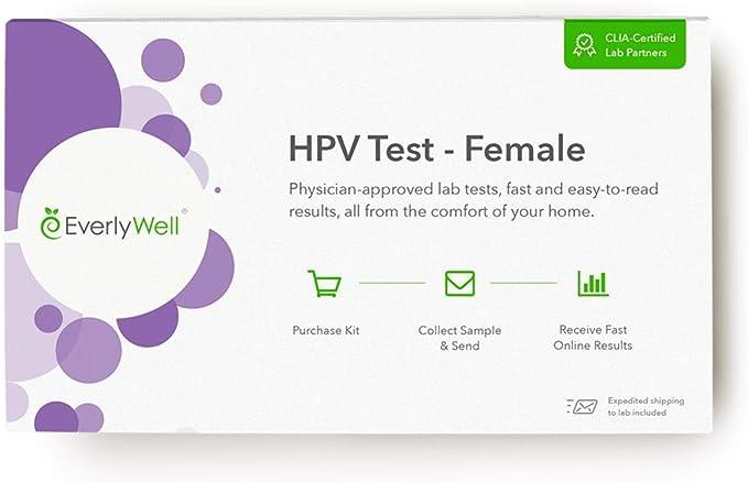Human papilloma virus kit. HPV detecție tipuri cu risc crescut + genotipare extinsă - Synevo