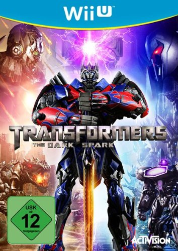 Transformers: The Dark Spark - [Nintendo Wii U]