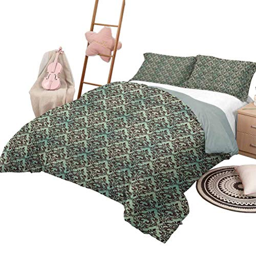 DaydayFun Steppdecken-Set Bettbezug...