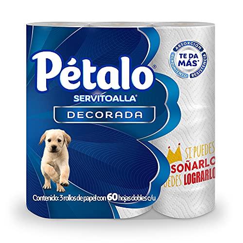 Oferta Papel Higienico marca Pétalo