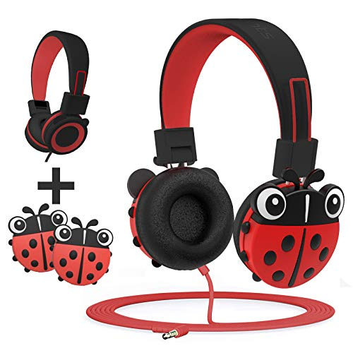 51S xIca4BL - SUNNZO Kids Headphones with