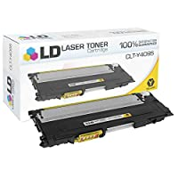 LD テつゥ Compatible Samsung CLT-Y409S Yellow Laser Toner Cartridge for Samsung CLP 310, 310N, 315, & 315W Printers by LD Products