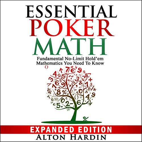 Essential Poker Math, Expanded Edition audiobook cover art