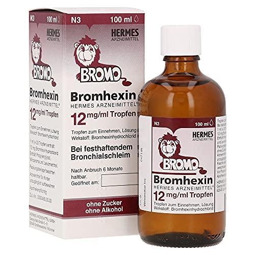 Bromhexin Hermes Arzneimi 100 ml