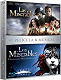 Pack: Los miserables Pelicula + Musical (BD) [Blu-ray]