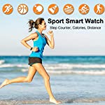 Fashion Shopping YOCUBY Smart Watch for Women,Bluetooth Fitness Tracker Compatible with iPhone,Android