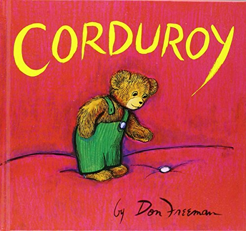 Corduroy (Book and Toy Bear)
