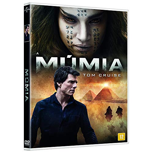 A MUMIA 2017 DVD