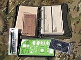Impact Data Books, Inc All-in-One Sniper Kit - Olive Drab - Black - Standard - Yards