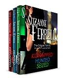 Bargain eBook - The Edgars Family Romantic Suspense Series