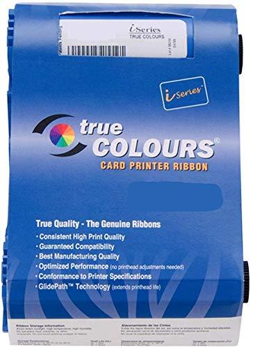 800011-140 Cinta de Color YMCKO para Zebra ZXP Serie 1 Impresora de Tarjetas ZXP1 100 Impresiones 800011-140 Cinta Compatible