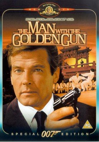 The Man With The Golden Gun [DVD]
