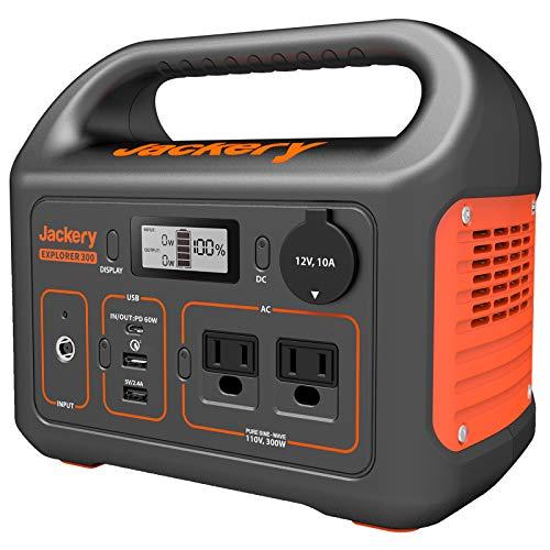 Jackery Portable Power Station Explorer 300 293Wh