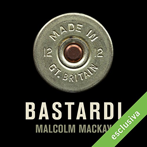 Bastardi audiobook cover art
