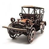 Tipmant Metal Antiguo Vintage Car Modelo Dcor Decoracin de Hogar Artesanal Handcrafted Colecciones Collectible Vehculo Juguetes