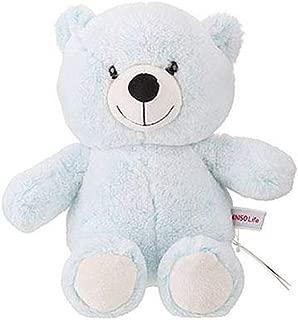 MINISO Mongmong Bear Stuffed Animals Plush Pillow Toy Gift for Kids Blue 12
