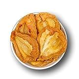 1001 Frucht Birnen getrocknet 500 g leicht geschwefelt I Fruchtige unbehandelte Trockenfrüchte ohne Zusatzstoffe - saftige Birnenhälften I Sonnengetrocknete Birne ungezuckert gentechnikfrei