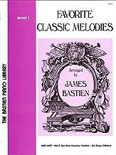 WP73 - Favorite Classic Melodies - Level 1 - Bastien