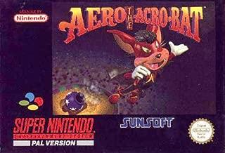 Aero the Acrobat - Nintendo Super NES