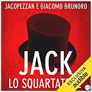 Jack lo Squartatore copertina