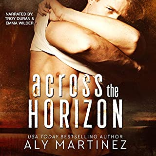 Across the Horizon audiobook cover art