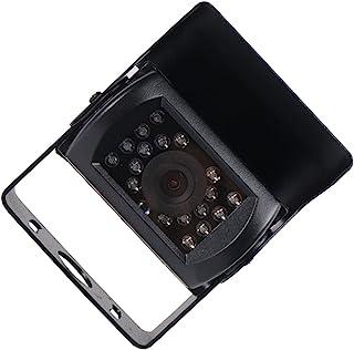 VICASKY Câmera de Visão Traseira Do Carro de Backup Câmera À Prova D' Água Levou Luzes de Visão Noturna Câmeras Reversa Es...