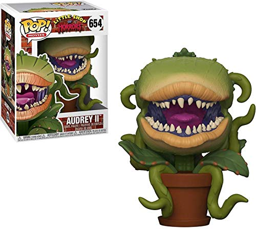 Funko 33090 POP Vinyl: Movies: Little Shop: Audrey II w/Chase