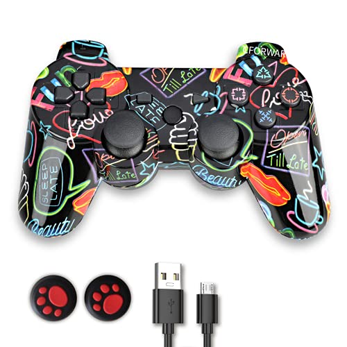 Controlador para PS3, mando inalámbrico para PS3, mando de Playstation 3