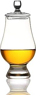 Eburya The Glencairn Whisky Glas mit Tasting Cap - Das Original aus Schottland