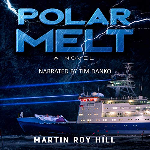 Polar Melt audiobook cover art