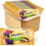 Twelve 10 oz packs of Newtons Fat Free Soft & Fruit Chewy Fig Cookies Soft cookies made with real fruit and no high fructose corn syrup 5 g of whole grain per 29 gram serving Bulk chewy cookies help keep you stocked Pack these fat free cookies in you...