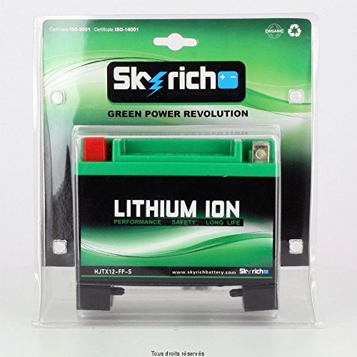 Skyrich - Batteria YTX12-BS TRIUMPH SPEED TRIPLE 1050 2005-2007 - 4006135
