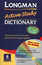 Longman Active Study Dictionary of English 3E Paper & CD Rom Pack