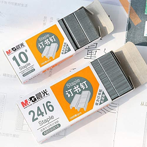 Clips Ranking wholesale TOP19 1000 pcs No.10 Staples Silver Also No. Available Color for
