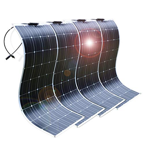 DOKIO 4 * 100W (400W) Solarpanel...