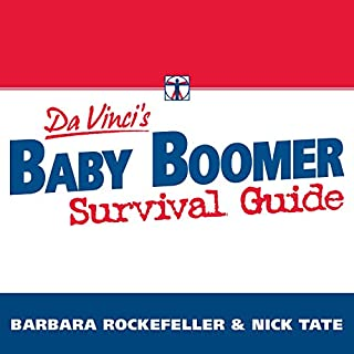 DaVinci's Baby Boomer Survival Guide cover art