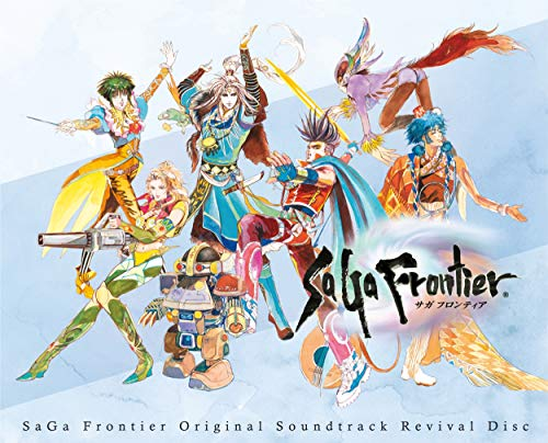 SaGa Frontier Original Soundtrack Revival Disc(映像付サントラ/Blu-ray Disc Music) (通常盤) (特典なし)