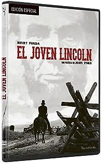 El Joven Lincoln DVD