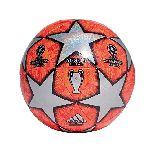 adidas Finale M Tcpt Balón, Hombre, Multicolor (multco/rojact/Escarl/Rojsol), 4