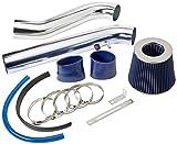 Spec-D Tuning AFC-CV96EXBL-AY Honda Civic EX HX 1.6L L4 Cold Air Intake+Blue Filter