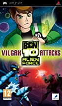 Ben 10 Alien Force:Vilgax Attacks