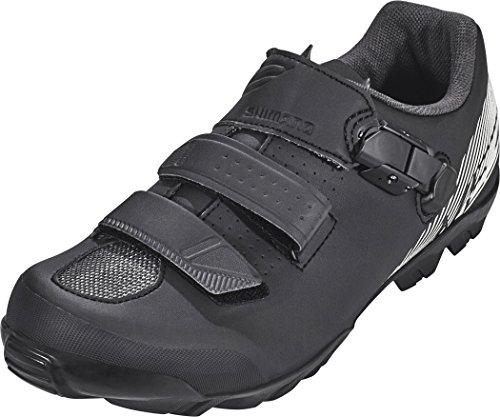 SHIMANO SHME3PG390SL00 - Zapatillas Ciclismo, 39, Negro - Blanco, Hombre