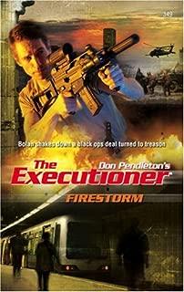 Firestorm (The Executioner Book 349)