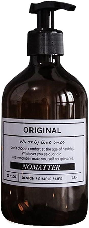 Ingzy Pump Bottle Empty Oklahoma City Mall Plastic Quality inspection Soap Shampoo Refillable Lotion