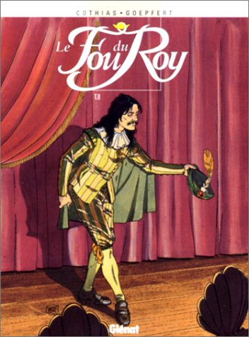 Le Fou du roy, tome 8