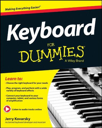 Keyboard For Dummies (English Edition)