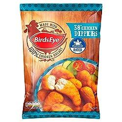 Birds Eye 38 Crispy Chicken Dippers, 697g (Frozen)