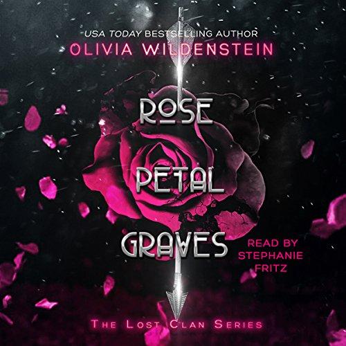 Rose Petal Graves audiobook cover art