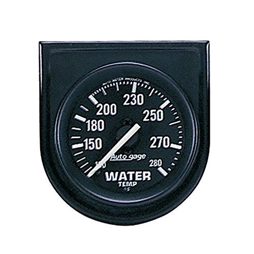 AUTO METER 2333 Autogage Water Temperature Gauge Panel
