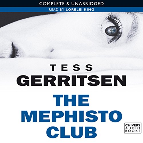 The Mephisto Club cover art